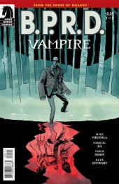 B.P.R.D. Vampire (2013)