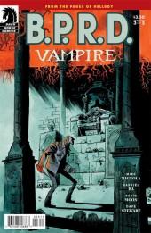 B.P.R.D.: Vampire (2013)