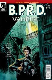 B.P.R.D.: Vampire (2013) -5- Issue 5