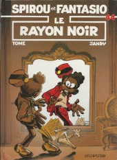 Spirou et Fantasio -44a94- Le Rayon noir