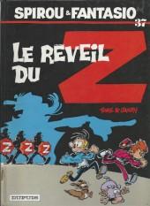 Spirou et Fantasio -37b92- Le Réveil du Z