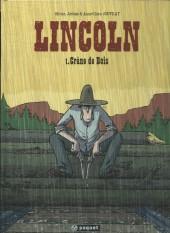 Lincoln -1a04- crâne de bois