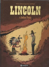 Lincoln -2b- Indian Tonic
