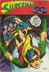 Superman et Batman et Robin -1- Mystère et brume sur le port