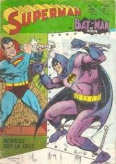 Superman et Batman et Robin -2- Menaces sur la ville
