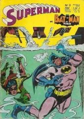 Superman et Batman et Robin -3- Le jouet de la mort