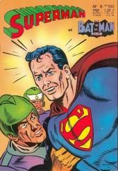 Superman et Batman et Robin -5- Le mystère des gâteaux chinois