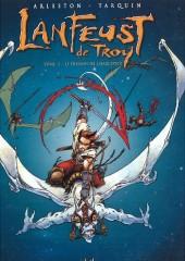 Lanfeust de Troy -5a04- le frisson de l'Haruspice