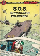 Buck Danny -20b1980- S.O.S. soucoupes volantes !