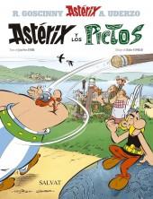 Astérix (en espagnol) -35- Astérix y los Pictos