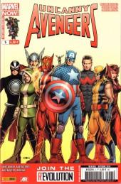 Uncanny Avengers (1re série) -5- Une Folle Ambiance