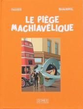 Philip et Francis (Les Aventures de) -2TT- Le Piège Machiavélique
