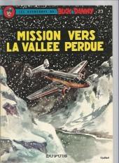 Buck Danny -23b1980a- Mission vers la vallée perdue