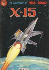 Buck Danny -31b1977b- X-15