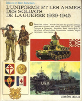 (AUT) Funcken -U7 3- L'uniforme et les armes des soldats de la guerre 1939-1945 (3)