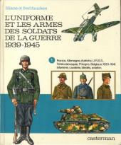 (AUT) Funcken -U7 1- L'uniforme et les armes des soldats de la guerre 1939-1945 (1)