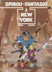 Spirou et Fantasio -39b94- Spirou à New York