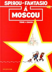Spirou et Fantasio -42Pub- Spirou et Fantasio à Moscou