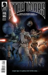 The star Wars (2013) -1- Issue 1