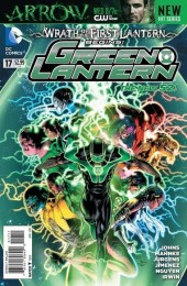 Green Lantern Vol.5 (DC Comics - 2011) -17- Wrath of the First Lantern Part One: The Puppeteer