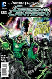 Green Lantern Vol.5 (DC Comics - 2011) -18- Wrath of the First Lantern Part Five: Dead or Alive, You're Coming With Me!