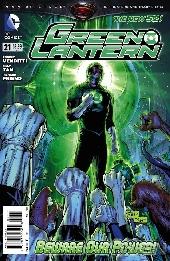 Green Lantern Vol.5 (DC Comics - 2011) -21- Dark Days Ahead