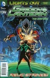 Green Lantern Vol.5 (DC Comics - 2011) -24- Lights Out Part One: Dark Days