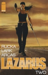 Lazarus (2013) -2- Family part two
