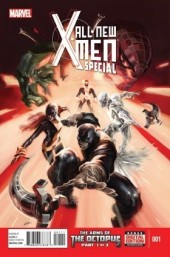 All-New X-Men (Marvel comics - 2012) -SPE01- Elegy in the Classroom