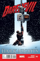 Daredevil: Dark Nights (2013) -2- Angels Unaware Part Two: Hannah's Heart Hannah's Hope