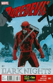 Daredevil: Dark Nights (2013) -3- Angels Unaware Part Three: Change of Heart