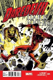 Daredevil: Dark Nights (2013) -4- A Man Named Buggit Part One: What a Day