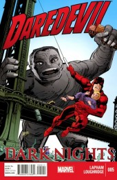 Daredevil: Dark Nights (2013) -5- A Man Named Buggit Part Two: What a Night