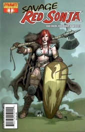 Savage Red Sonja: Queen of the Frozen Wastes (2006) -1- Issue 1