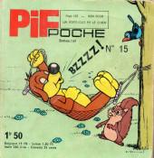 Pif Poche -15- Pif Poche n°15