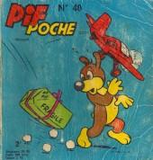 Pif Poche -40- Pif Poche n°40