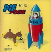 Pif Poche -42- Pif Poche n°42