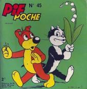 Pif Poche -45- Pif Poche n°45