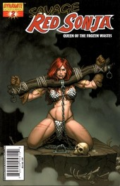 Savage Red Sonja: Queen of the Frozen Wastes (2006) -2- Issue 2