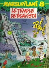 Marsupilami -8a1997- Le temple de Boavista