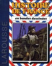 Histoire de France en bandes dessinées (Intégrale) -8- De la 1re guerre mondiale à la Ve République