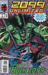 2099 Unlimited (Marvel comics - 1993) -1- Nothing ever changes