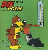 Pif Poche -54- Pif Poche n°54