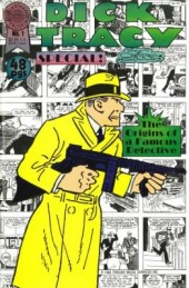 Dick Tracy Special! (1988) - The Origins of a Famous Detective