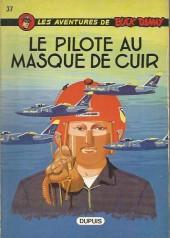 Buck Danny -37a1977- Le pilote au masque de cuir