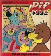 Pif Poche -161- Pif au pays des Incas