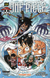 One Piece -68- Alliance entre pirates