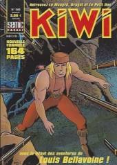 Kiwi -566- La panthère noire