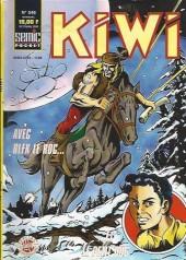 Kiwi -546- Le tombeau des mayas