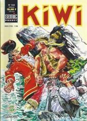 Kiwi -542- La reine des glaces...